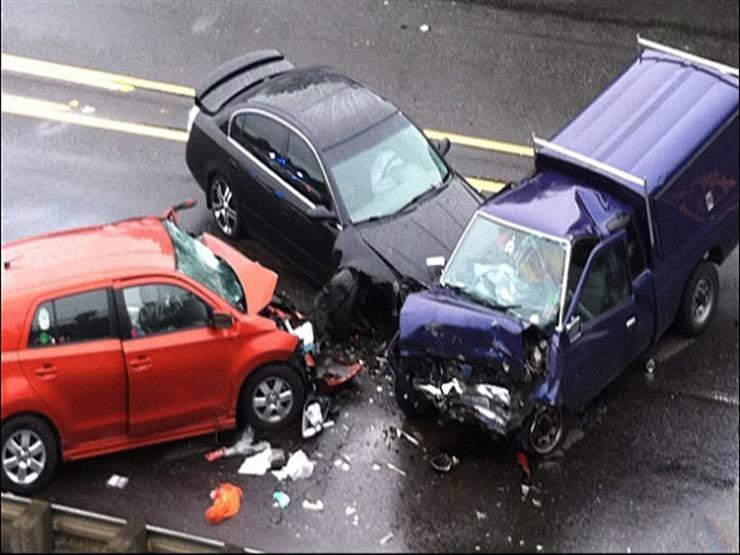 التأمين الإجبراي: حوادث الطرق في مصر قضت على 150 ألف سيارة خلال 8 سنوات