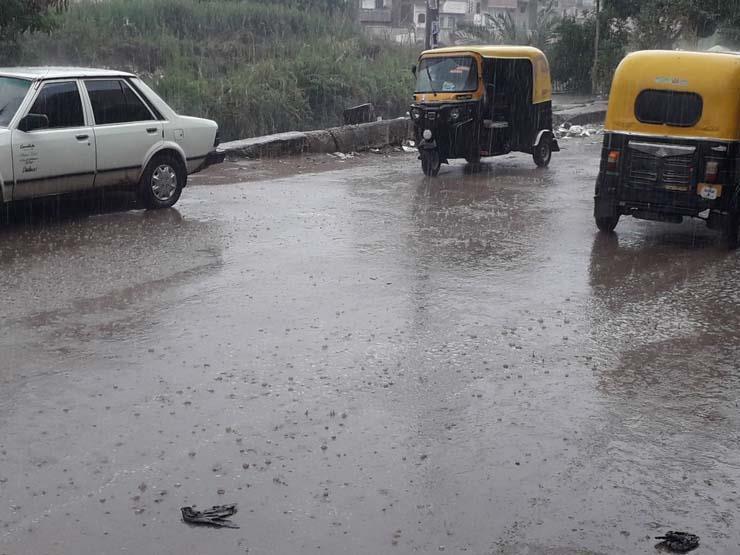 أمطار غزيرة إلى متوسطة.. الأرصاد تكشف توقعات طقس السبت (فيديوجرافيك)
