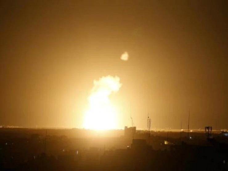 """إسرائيل تقصف محيط """"السيدة زينب"""" جنوبي دمشق"""