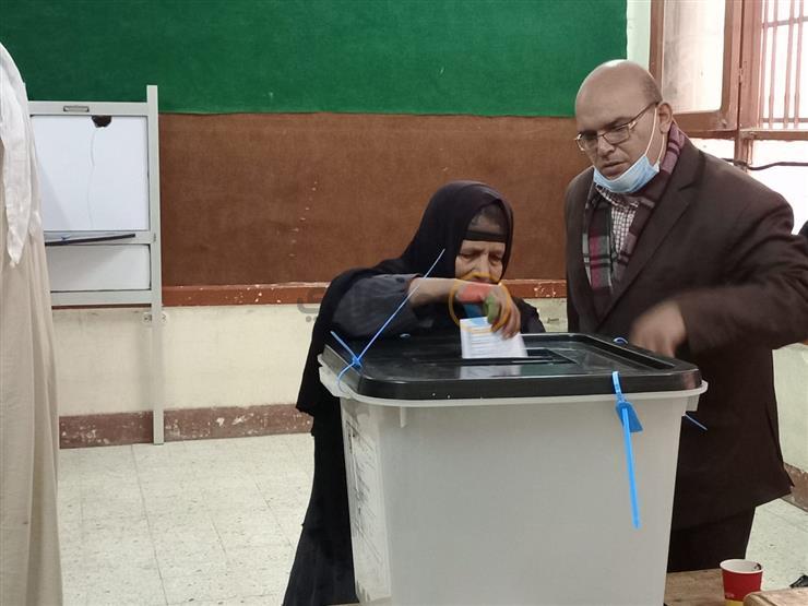 """""""كبار السن"""" يتصدرون المشهد في جولة إعادة انتخابات النواب ببني سويف"""