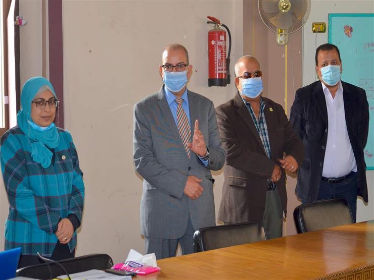 """جلسة تعريفية بأنشطة """"التوكاتسو"""" بالمدارس اليابانية في بورسعيد"""