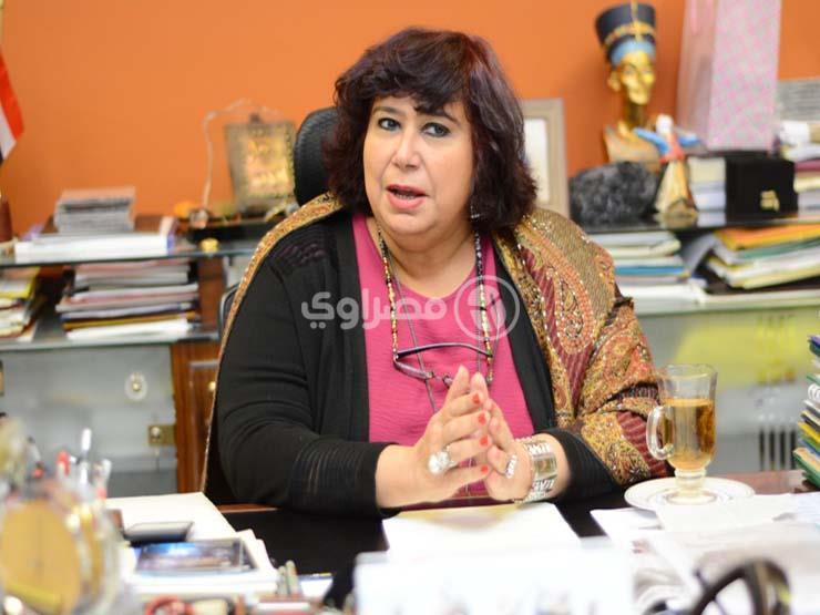 وزيرة الثقافة: اتخذنا خطوات جادة لتحفيز المؤسسات على مواصلة الإبداع