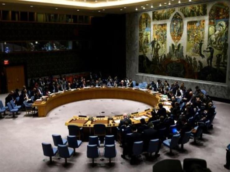 رئيس بعثة الجامعة العربية: بيان وزراء الخارجية العرب يؤكد الاقتناع  التام  بضرورة العودة لمجلس الأمن