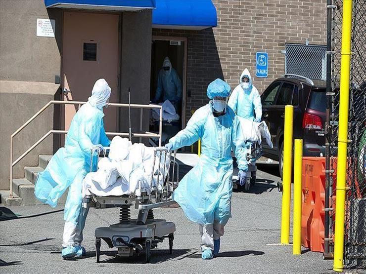 كورونا في بريطانيا: الاصابات تصل إلى 1.54 مليون والوفيات 55935