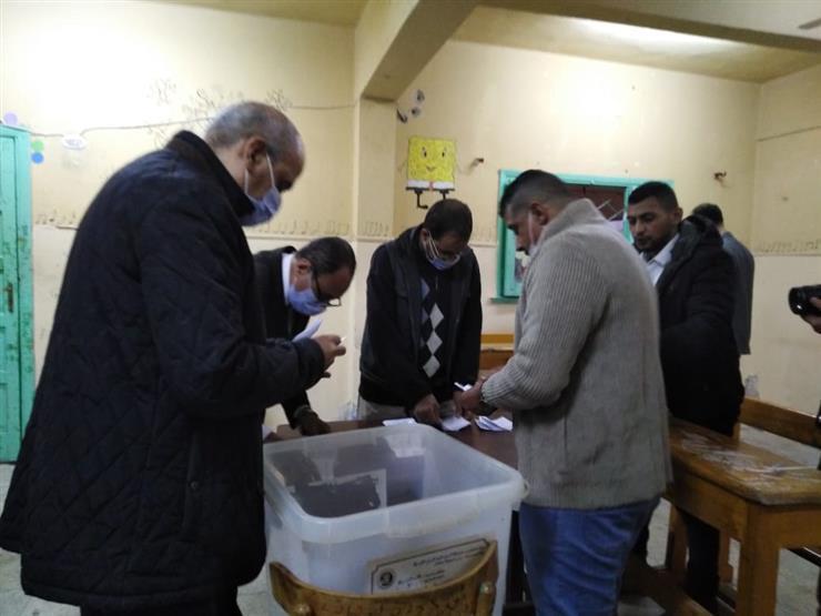 حصر عددي لنتيجة إعادة النواب في إبشواي ويوسف الصديق بالفيوم