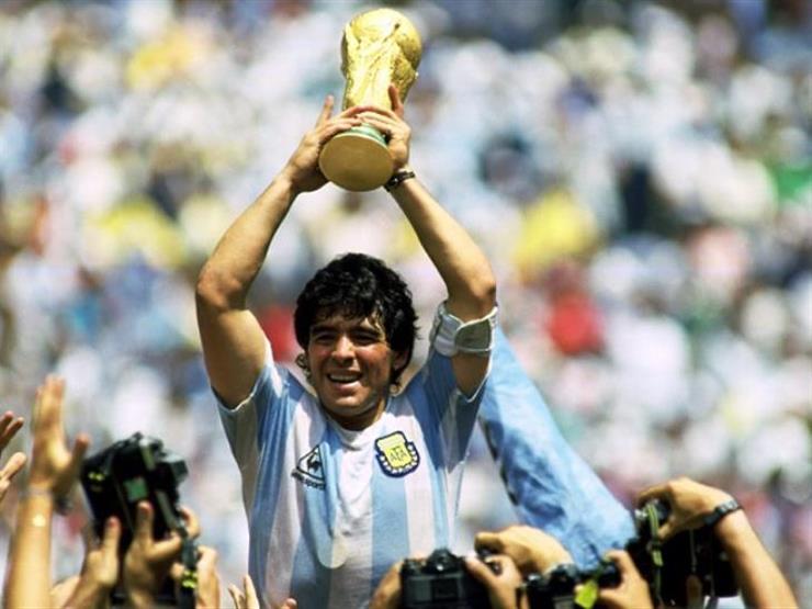 نجوم كرة القدم يُودعون مارادونا