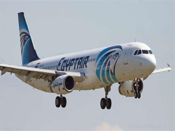 """اليوم.. """"مصر للطيران"""" تسير 38 رحلة دولية تقل 4300 راكب"""