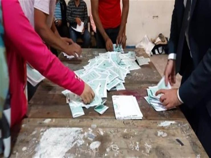 """حصر عددي  تفوق """"كعربان"""" في انتخابات إعادة النواب بالمنشاة في سوهاج"""