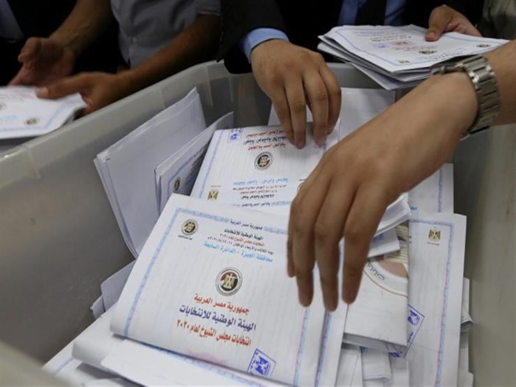 حصر عددي لنتيجة انتخابات النواب بطامية وسنورس في الفيوم