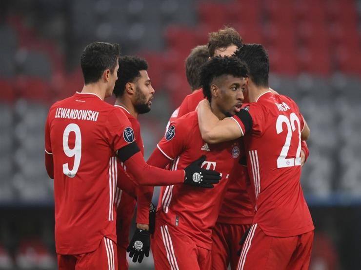 دوري الأبطال.. بايرن ميونخ يحسم تأهله لدور الـ16 وأتلتيكو يتعادل مع لوكوموتيف