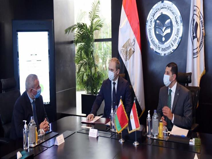 رئيس هيئة الاستثمار يبحث الترتيب لزيارة عدد من الشركات البيلاروسية لمصر