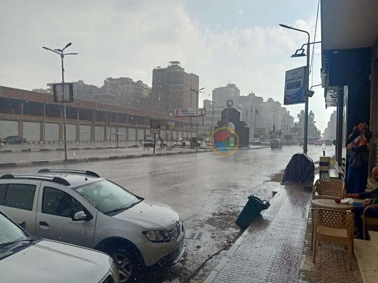 """""""ارتدوا ملابس ثقيلة"""".. الأرصاد تعلن خريطة أمطار أول أسبوع في ديسمبر (بيان رسمي)"""