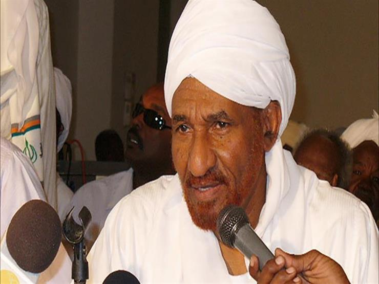 قدوة حسنة وداعية للسلام.. القوات المسلحة السودانية تنعى الصادق المهدي