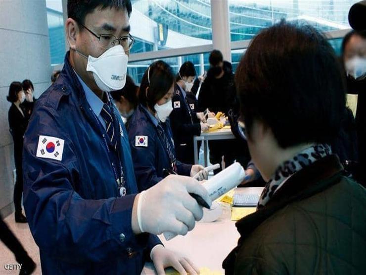 كوريا الجنوبية تسجل 583 إصابة جديدة بفيروس كورونا