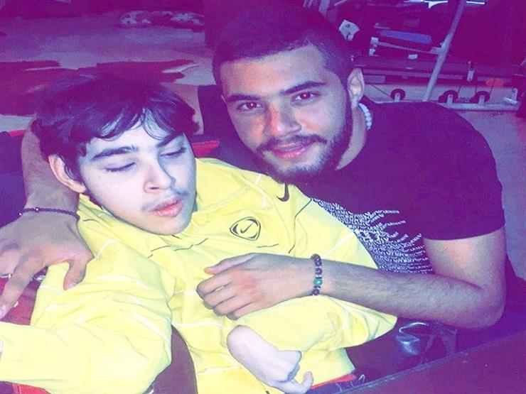 """""""بحبك يا ملاك"""".. هكذا احتفل نجل مجدي كامل ومها أحمد بعيد ميلاد شقيقه"""