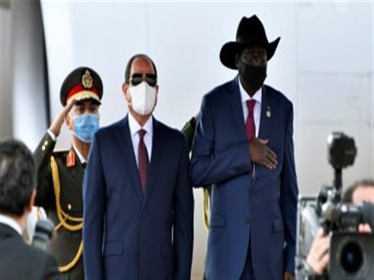 """إيجابيات زيارة السيسي جنوب السودان وبدء """"أهالينا 3"""" لسكان العشوائيات.. عامر يشيد بجهود الرئيس"""