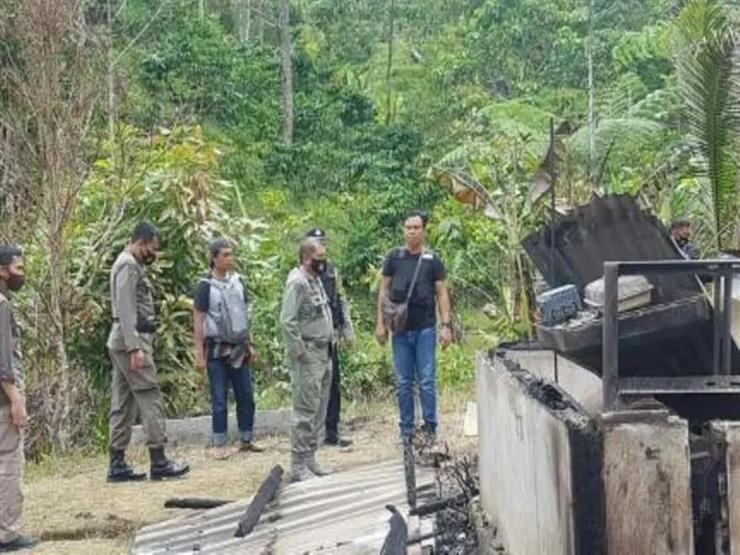 طعنًا وذبحًا وحرقًا.. مسلحون من داعش يقتلون 4 مسيحيين في اندونيسيا