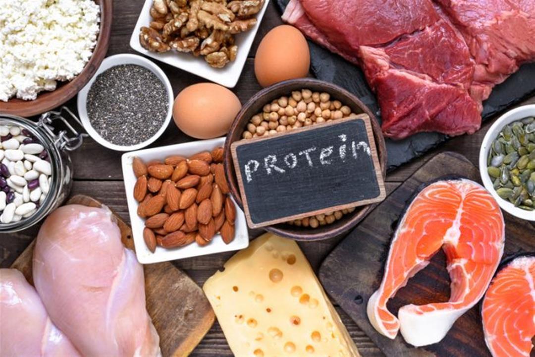 دراسة: البروتين الاختيار الأفضل لمحاربة دهون البطن