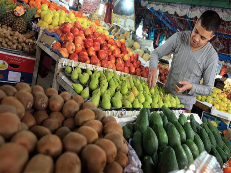 تراجع الطماطم والكوسة.. أسعار الخضر والفاكهة في سوق العبور اليوم الاثنين