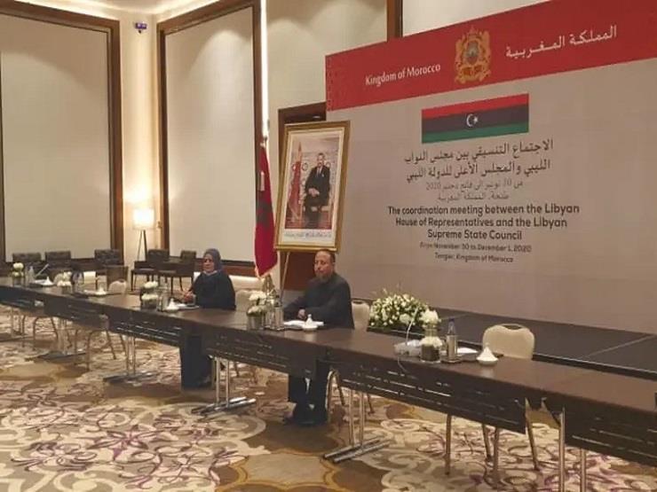 انطلاق جولة جديدة من الحوار الليبي في طنجة المغربية