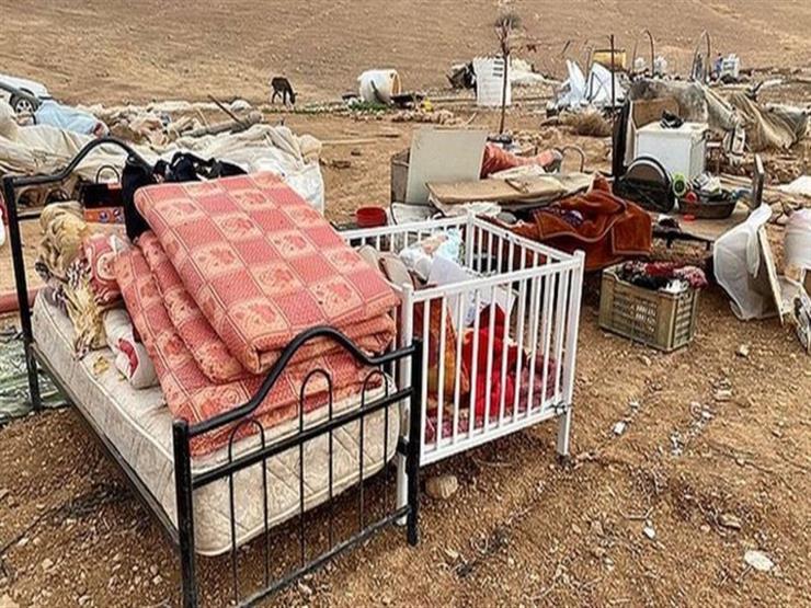 """الضفة الغربية: إسرائيل تنفذ """"أكبر"""" عملية هدم لمنازل الفلسطينيين فيها منذ سنوات"""