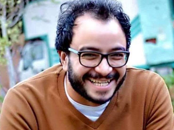 حسام داغر ينشر صورة في الحرم المكي