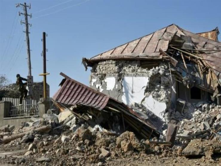 ثلاثة قتلى في قصف بالقرب من مدينة استراتيجية في قره باغ