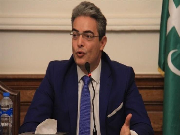 نقيب الإعلاميين ينعى والد الكاتب الصحفي محمد شبانة عضو مجلس الشيوخ