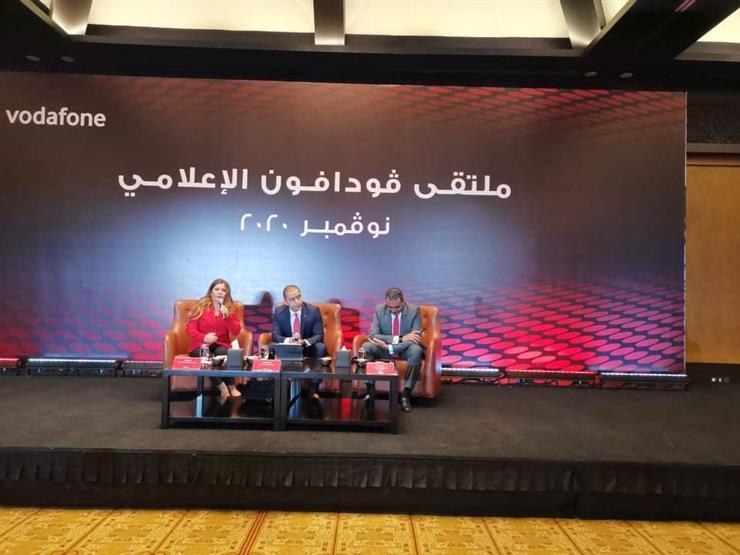 رئيس فودافون مصر: سداد ثمن الترددات الجديدة على 3 سنوات وتمويلها ذاتيا