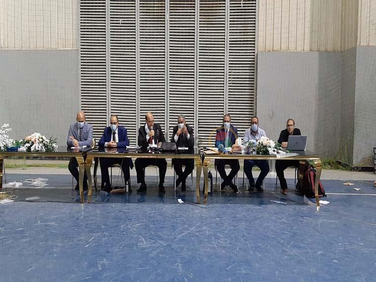 اللجنة العامة للانتخابات تعلن نتيجة الحصر العددي لأصوات القائمة في السويس