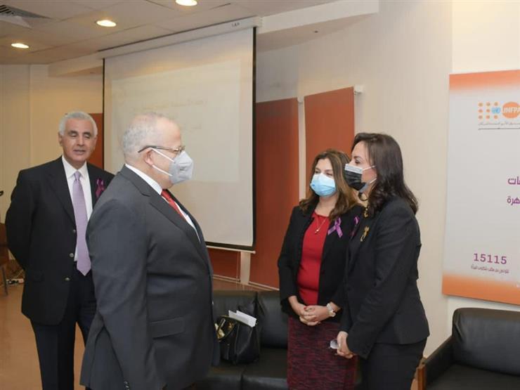 افتتاح وحدة الاستجابة الطبية للتعامل مع السيدات المعنفات بقصر العيني