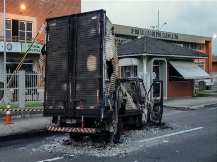 تفاصيل مثيرة لاجتياح عصابة مسلحة مدينة بالبرازيل