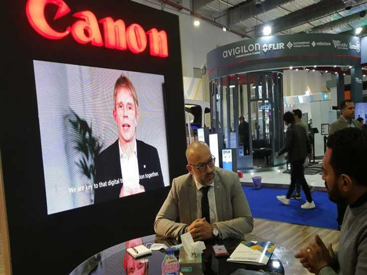 المدير الإقليمي لكانون: مصر مليئة بالفرص الاستثمارية في حلول التكنولوجيا (حوار)