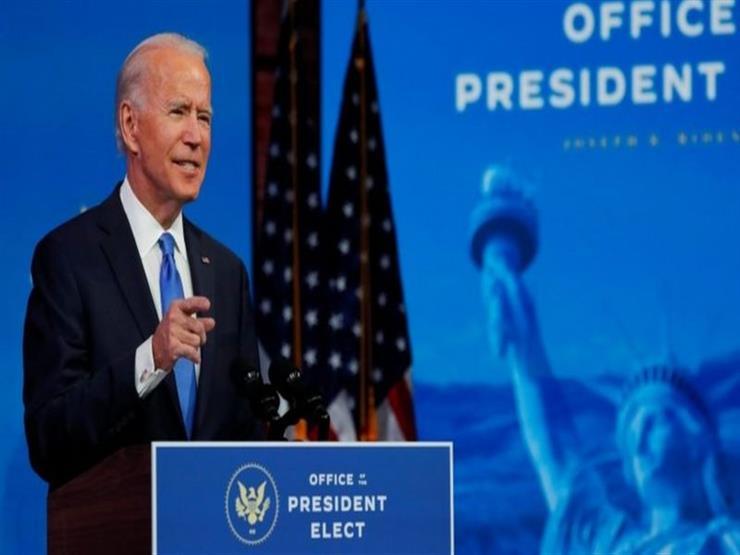 """نتائج الانتخابات الأمريكية: جو بايدن يقول """"حان الوقت لطي الصفحة"""" بعد تأكيد فوزه"""