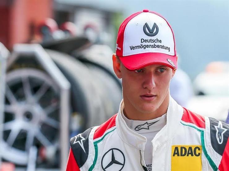شوماخر يتطلع بشغف لتسجيل ظهوره الأول في فورمولا-1