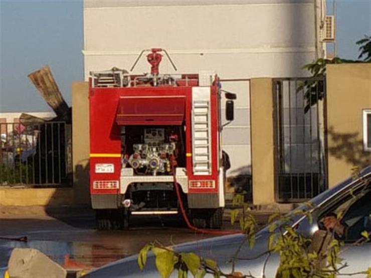 المعاينة: ماس كهربائي وراء حريق شقة دبلوماسي في المهندسين