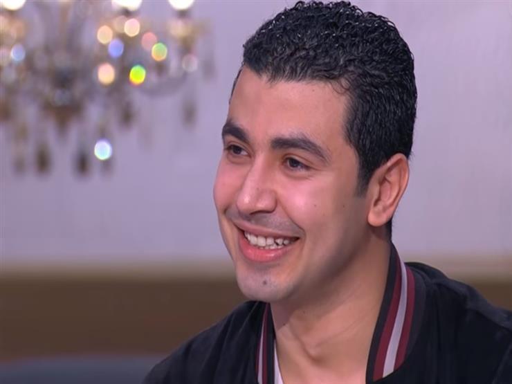 محمد أنور يهنئ محمد توب بزواجه