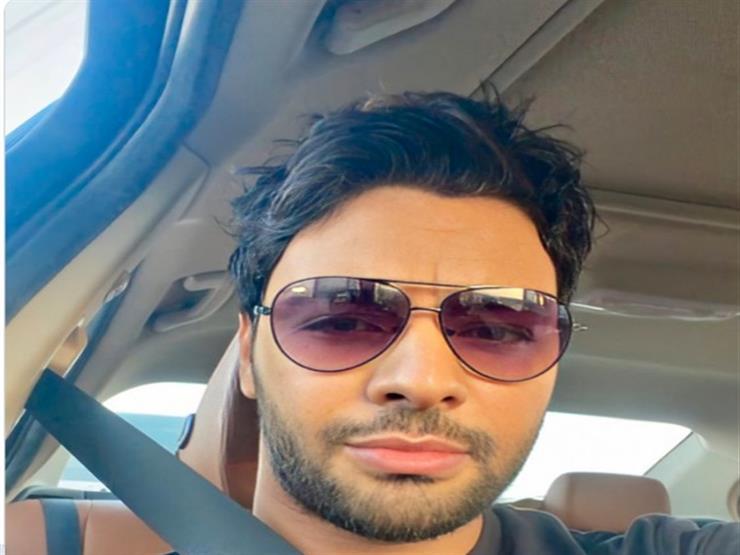 أحمد جمال يهنئ نادر حمدي بعقد قرانه