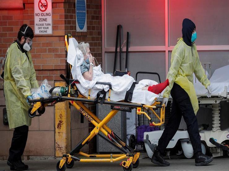 الولايات المتحدة تسجل أكثر من 2500 وفاة بكورونا