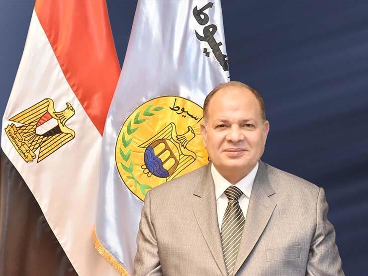 """محافظ أسيوط يعلن إعادة فتح بنك الإسكندرية """"فرع البداري"""""""