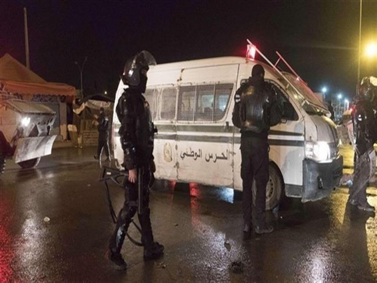 أعمال عنف وتخريب في مواجهات ليلية بين محتجين وقوات الأمن جنوب تونس