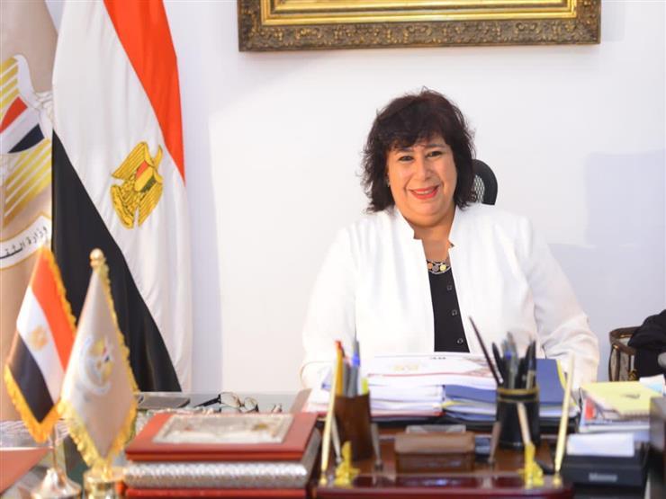 يعطل افتتاح المنشآت.. وزيرة الثقافة لمصراوي: نسعى إلى توحيد كود الدفاع المدني للمكتبات