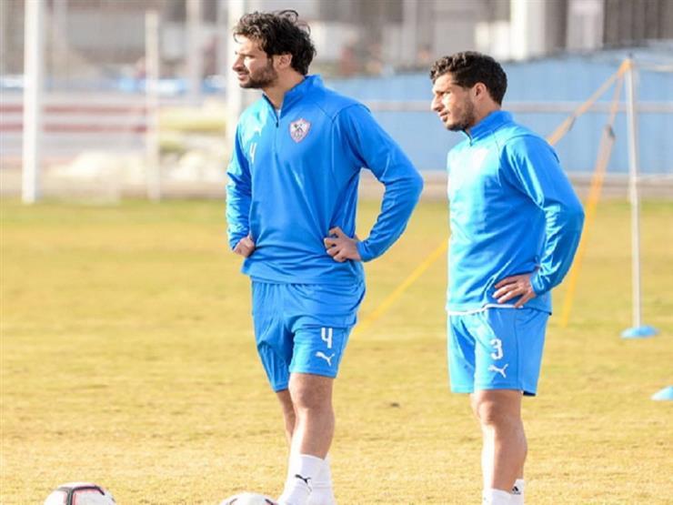 الزمالك: طارق حامد جاهز للعودة للتدريبات