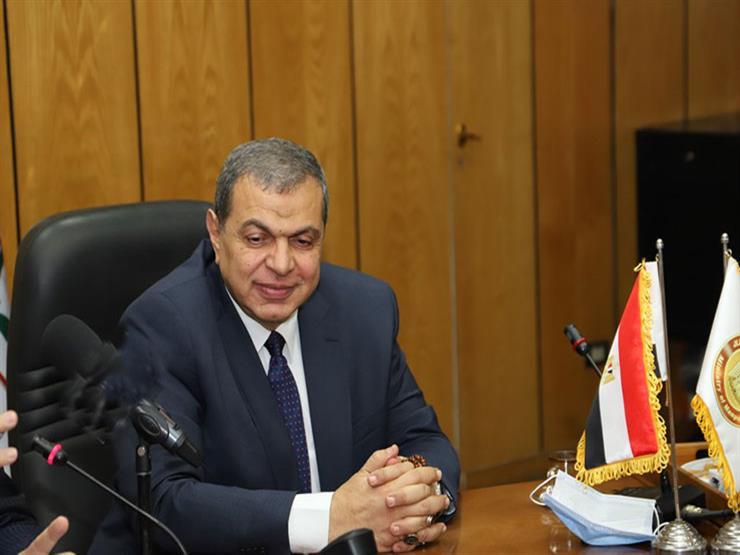 وزير القوى العاملة يهنئ رئيس مجلس النواب ووكيلي المجلس بانتخابهم