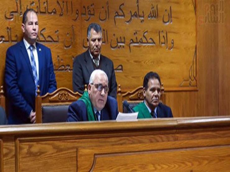 """تأجيل محاكمة 3 متهمين في قضية """"خلية الوايلي"""" لـ 12 أكتوبر"""