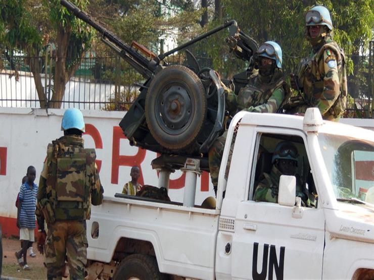 مقتل ثلاثة من قوات حفظ السلام التابعة للأمم المتحدة في هجمات بإفريقيا الوسطى