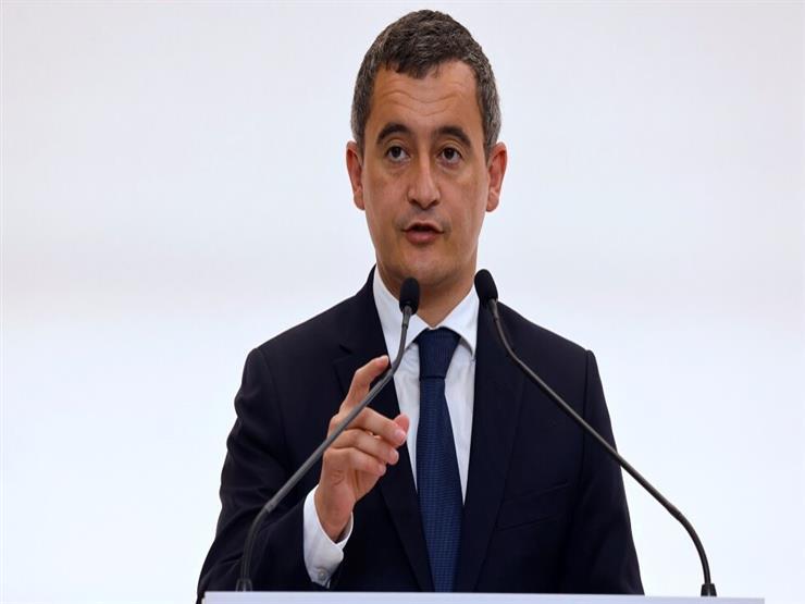 وزير داخلية فرنسا يمنع المظاهرات المتعلقة بالوضع في الشرق الأوسط