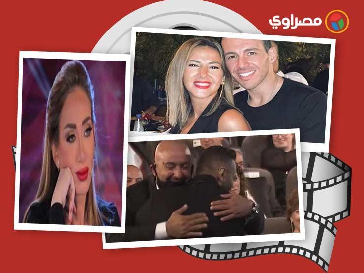 النشرة الفنية| خلاف ريهام سعيد ولقاء الخميسي والتنمر على إسلام إبراهيم ووعكة صحية لفيفي عبده