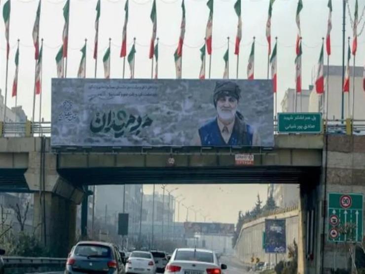 إيران تحيي ذكرى قاسم سليماني بعد عام على اغتياله