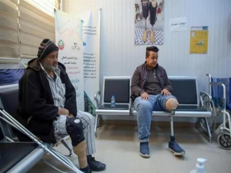 مبتورو الأطراف في الحرب بليبيا بين مطرقة العلاج وسندان الانتظار الطويل